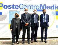"""POSTE ITALIANE: INAUGURATO IL PRIMO """"POSTE CENTRO MEDICO"""""""