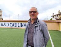 """Asd Casilina, Trigona: """"Che gioia sapere che i bambini della zona sono potuti tornare al campo"""""""