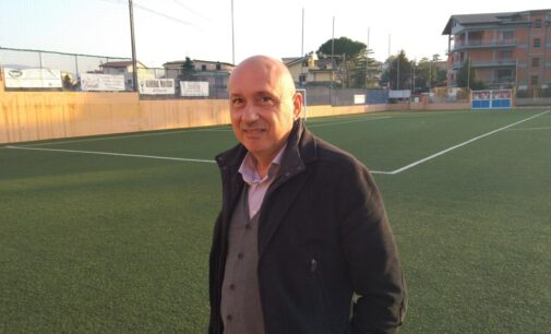 """Asd Casilina, Gagliarducci: """"Felici per l'avvio della Scuola calcio. Solidarietà a mister Russo"""""""