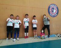 """Volley Club Frascati, l'Under 13 maschile in fondo alla prima fase. Cerro: """"I ragazzi crescono"""""""