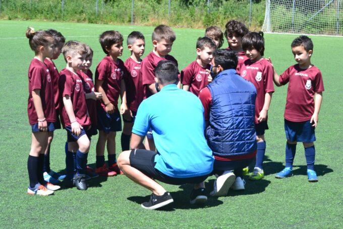 """Football Club Frascati, che entusiasmo: torna l'attività federale. Marcelli: """"Felici per i nostri ragazzi"""""""