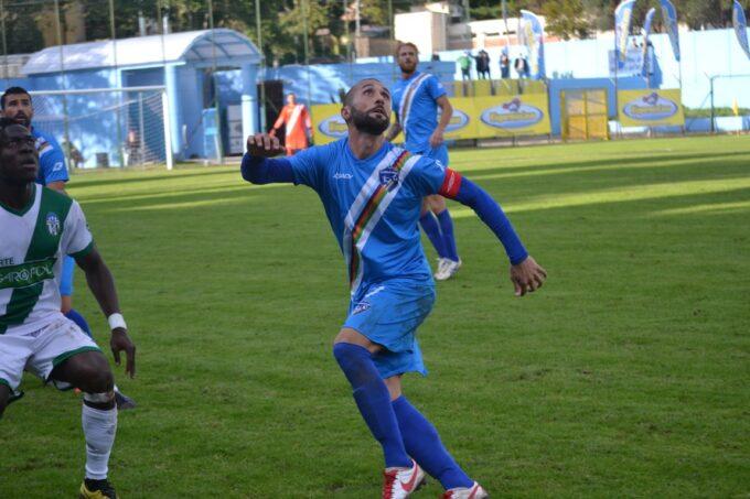 """Cynthialbalonga (calcio, serie D), Angelilli: """"Niente tabelle, ma vogliamo entrare nei play off"""""""