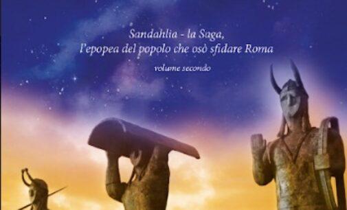 """""""La Saga di Sandhalia"""", secondo volume, di Stefano Piroddi"""
