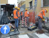 Pomezia, al via installazione dissuasori a scomparsa su via Roma