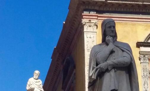 Dante a Verona 1321-2021 presenta  In cammino con Dante a Verona