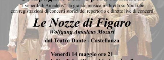 AMADEUS – Le Nozze di Figaro