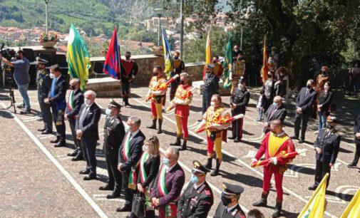 V Centenario Madonna del Soccorso: la cerimonia e l'apertura dell'Anno Giubilare