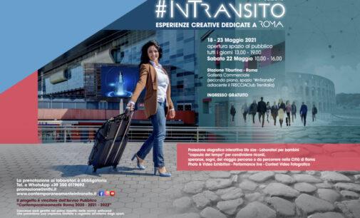 """""""In Transito"""", si torna a viaggiare! Si apre nella Stazione Tiburtina di Roma"""