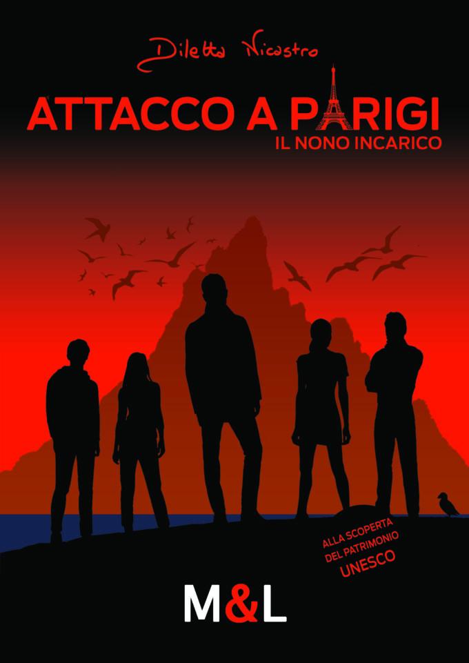 """""""Attacco a Parigi"""" di Diletta Nicastro prossimamente…."""