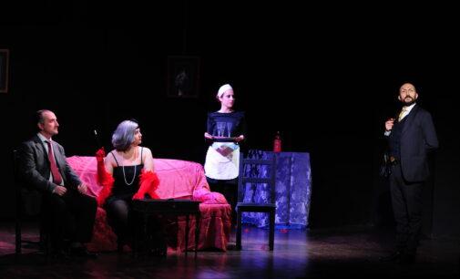 Sei personaggi in cerca d'attore – testo e regia di Emilia Miscio – 30 maggio, teatro Ghione – Roma