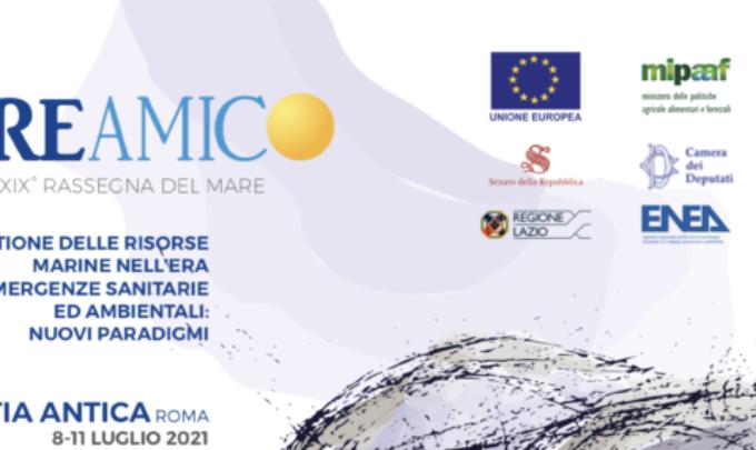 Mareamico torna ad Ostia per gli Stati Generali del Mare – Dall'8 all'11 luglio, Ostia Antica sarà protagonista della XXIX Rassegna del Mare.