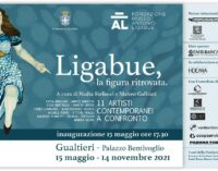 Palazzo Bentivoglio, Gualtieri (RE) | 15 maggio – 14 novembre 2021 | LIGABUE, LA FIGURA RITROVATA. 11 artisti contemporanei a confronto
