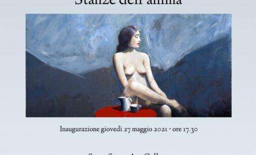 ANTONIO TAMBURRO Cosa raccontano le sue opere?   Un'inedita lettura degli ultimi dipinti