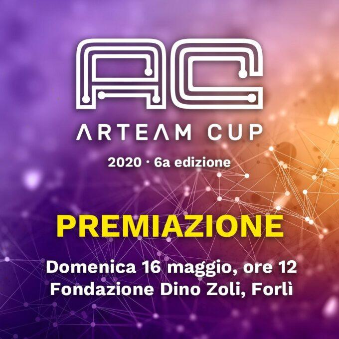 Arteam Cup 2020 | Fondazione Dino Zoli, Forli'| 60 artisti finalisti – Premiazione domenica 16 maggio, ore 12.00
