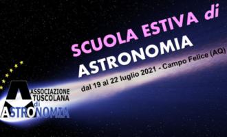 Scuola estiva di Astronomia dell'ATA, il 19 luglio parte la nuova edizione