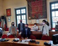 Protocollo d'intesa firmato da Città di Venaria Reale, Agenzia Piemonte Lavoro e Gruppo Vergero
