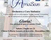 Concerto AMADEUS – Gloria! – 3 luglio 2021 ore 2