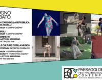 Al via la II edizione di Paesaggi del Corpo Festival Internazionale Danza Contemporanea