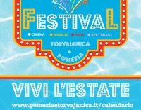 Festival Estate 2021 a Pomezia e Torvaianica. Vivi l'Estate!