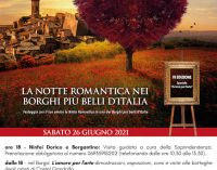 Il 26 giugno festeggiamo l'amore con la Notte Romantica a Castel Gandolfo