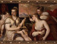 Fondazione Palazzo Te, presenta  Tiziano. Venere che benda Amore