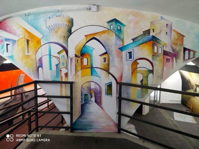 Marino – Quando tutte le strade portano all'Arte