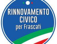 """Frascati, Rinnovamento Civico: """"Sosterremo Mastrosanti alle prossime elezioni"""""""