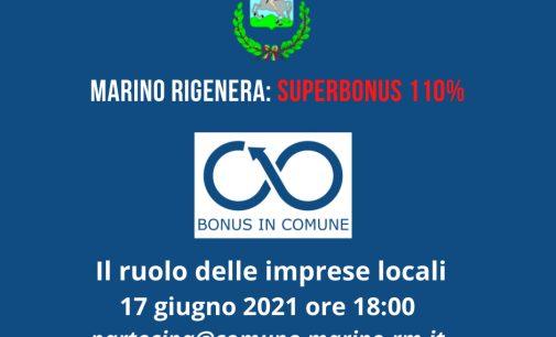 MARINO – Focus partecipativo: il ruolo delle imprese locali