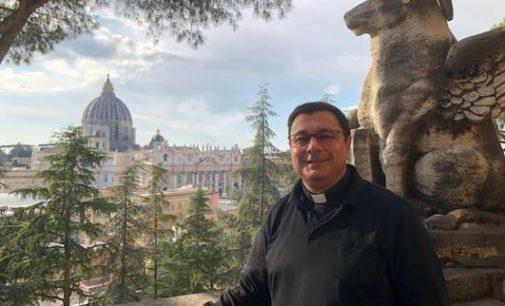 Benvenuto a Mons. Vincenzo Viva nuovo Vescovo di Albano