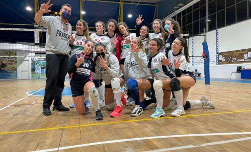 """Volley Club Frascati, l'Under 19 femminile debutta nel tabellone. Ferrando: """"Siamo fiduciose"""""""