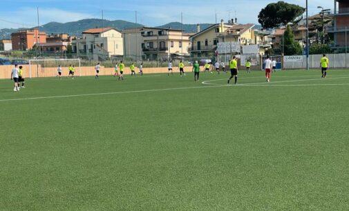Asd Casilina, un sabato da urlo: prima amichevole per la Juniores ed evento Scuola calcio