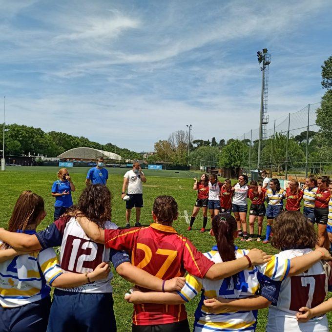 """Il Rugby Frascati Union 1949 lancia il progetto """"Stella Polare"""" per l'ulteriore crescita del movimento femminile"""