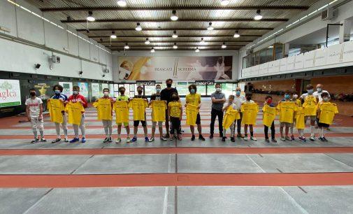 Frascati Scherma, un week-end dedicato agli Under 14 nel ricordo di Stefano Simoncelli
