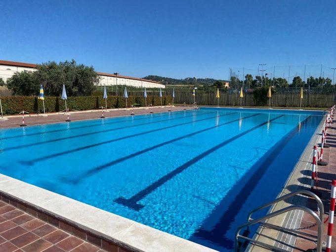 Ciampino – Il 1° luglio apre la piscina Comunale