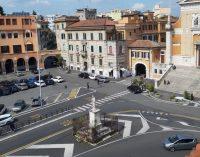 Speciale richiesta allaSoprintendenzadi autorizzazione per lo spostamento della statua