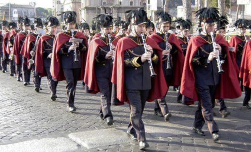 A Morricone. Omaggio musicale sul Tevere della  Banda della Polizia locale di Roma Capitale