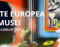 NOTTE EUROPEA DEI MUSEI  3 LUGLIO 2021
