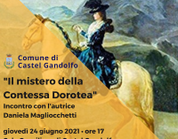 """Daniela Magliocchetti presenta il suo romanzo """"Il mistero della Contessa Dorotea"""""""