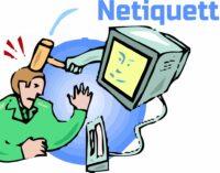 EVOLUZIONE DEL LINGUAGGIO IN TEMPO INFORMATICO:  la netiquette