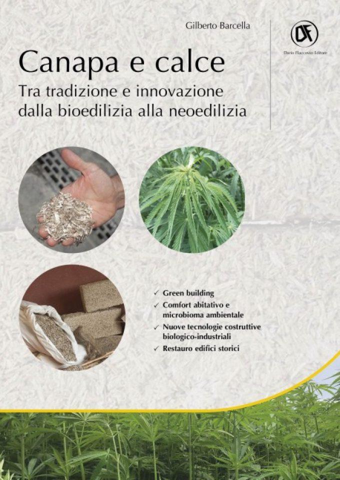 Canapa e calce di Gilberto Barcella, Dario Flaccovio Editore