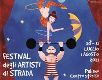 Il CAROSELLO FESTIVAL DEGLI ARTISTI DI STRADA di Paliano