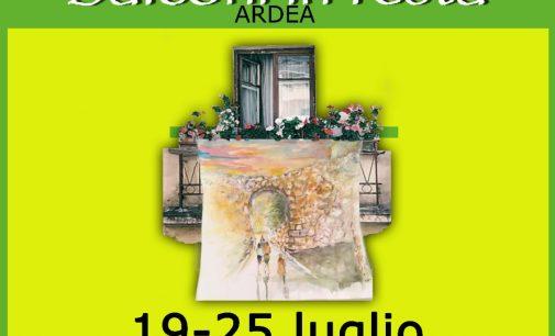 BALCONI IN FESTA: 19-25 LUGLIO 2021, ROCCA DI ARDEA