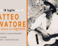 Teatro Villa Pamphilj – Matteo Salvatore: due nomi, manco un cognome