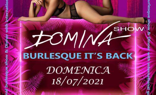 DominaBurlesqueShow