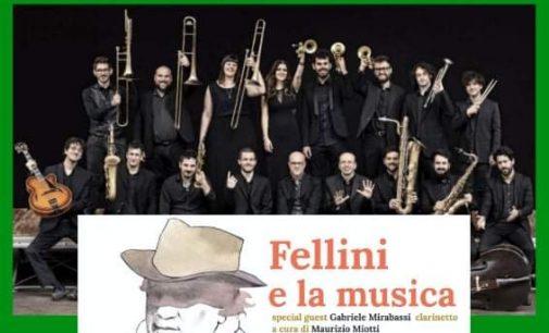 Fellini e la musica: al Parco Sforza Cesarini di Genzano