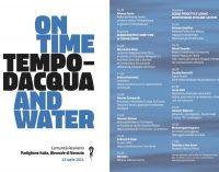 TEMPODACQUA Padiglione Italia 'Comunità resilienti'   Atelier(s) Alfonso Femia alla Biennale Architettura 2021 di Venezia