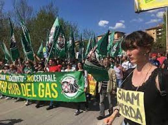 Devastazione appenninica per un gas che non ci serve…