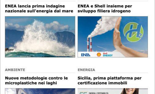 Energia: ENEA lancia prima indagine nazionale sull'energia dal mare