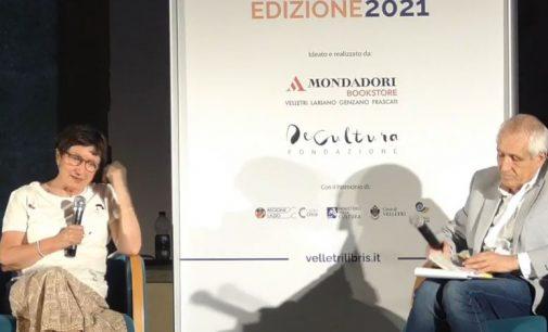 """Donatella Di Pietrantonio ha raccontato """"Borgo Sud"""" a """"Velletri Libris"""""""