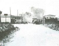 """ANCORA CIAMPINO. """"IN VOCABOLO CIAMPINO NUOVO""""  Quel toponimo che scivolò a valle sui binari del treno ‒ 4"""